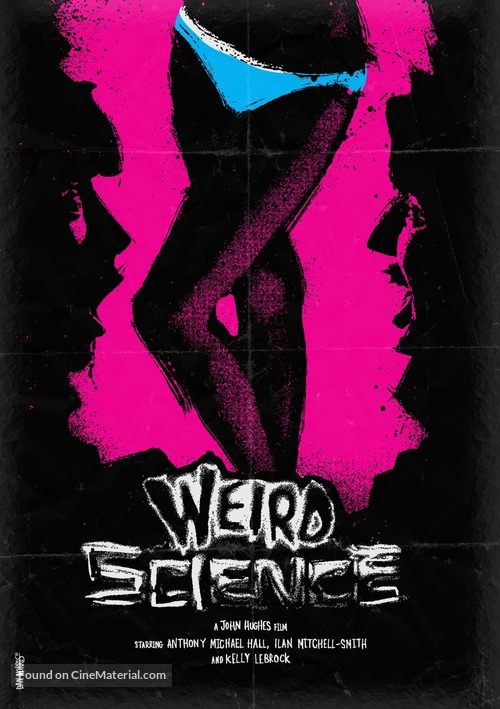 Weird Science - Movie Poster