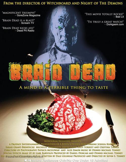 Brain Dead - Movie Poster