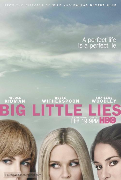 """Big Little Lies"" - Movie Poster"
