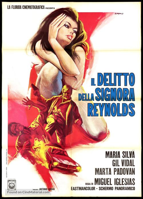 Presagio - Italian Movie Poster
