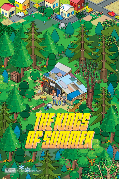 The Kings of Summer - Movie Poster