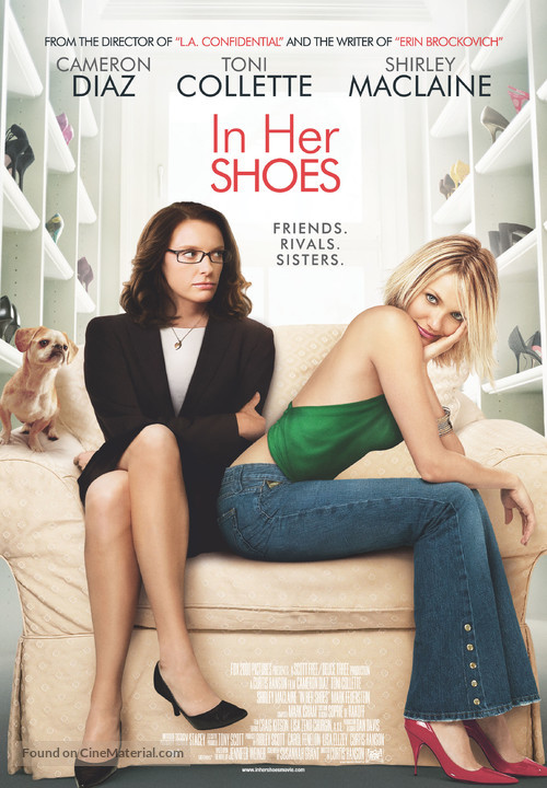 In Her Shoes - Theatrical movie poster