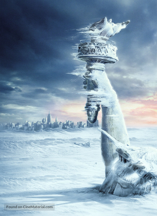The Day After Tomorrow - Key art
