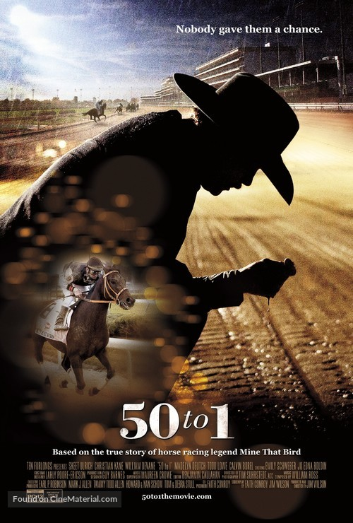50 to 1 - Movie Poster
