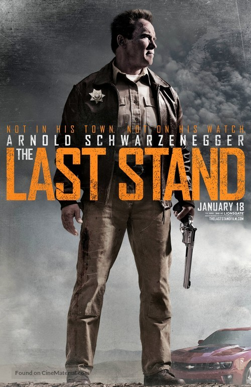 The Last Stand - Movie Poster