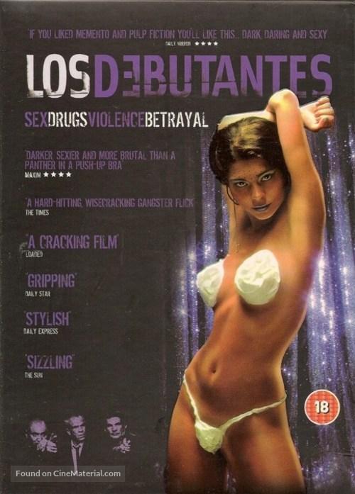 Los debutantes - British DVD cover