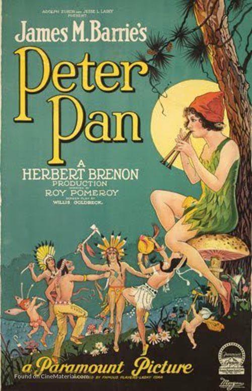 Peter Pan - Movie Poster