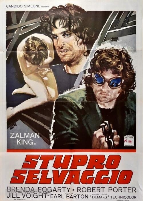 Trip with the Teacher - Italian Movie Poster