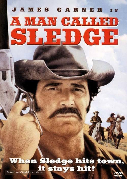 A Man Called Sledge - DVD movie cover