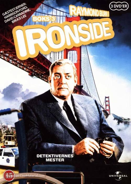 """""""Ironside"""" - Danish Movie Cover"""