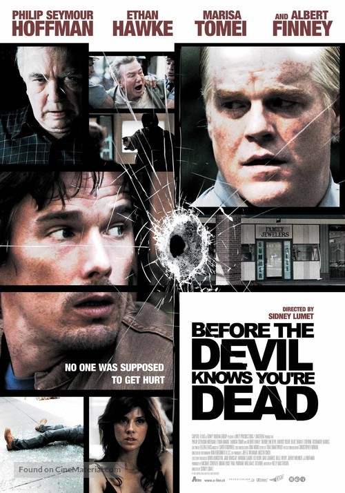 Before the Devil Knows You're Dead - Movie Poster