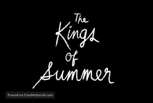 The Kings of Summer - Logo