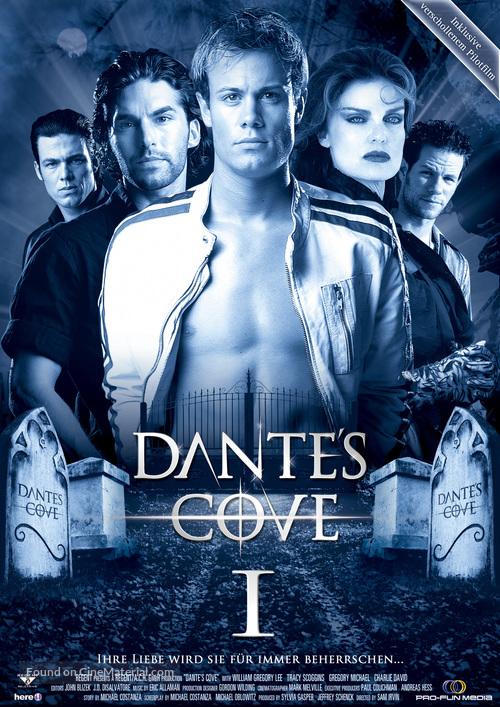 """Dante's Cove"" - German DVD movie cover"