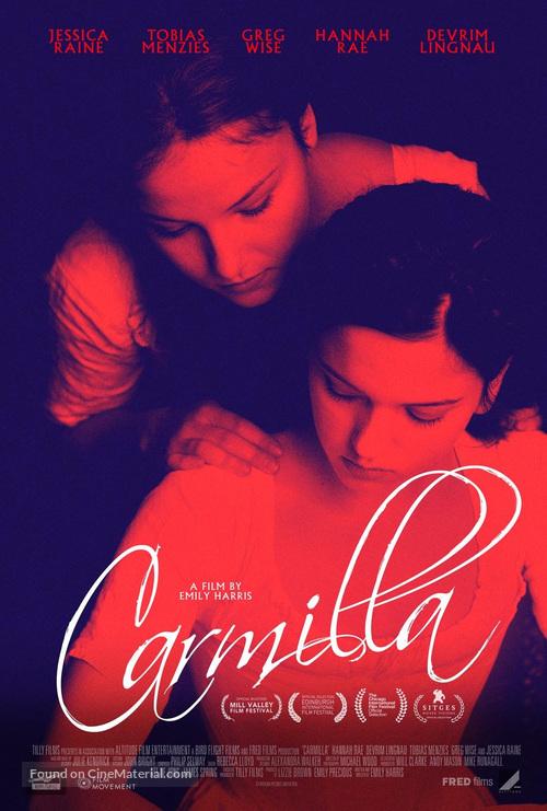Carmilla - Movie Poster