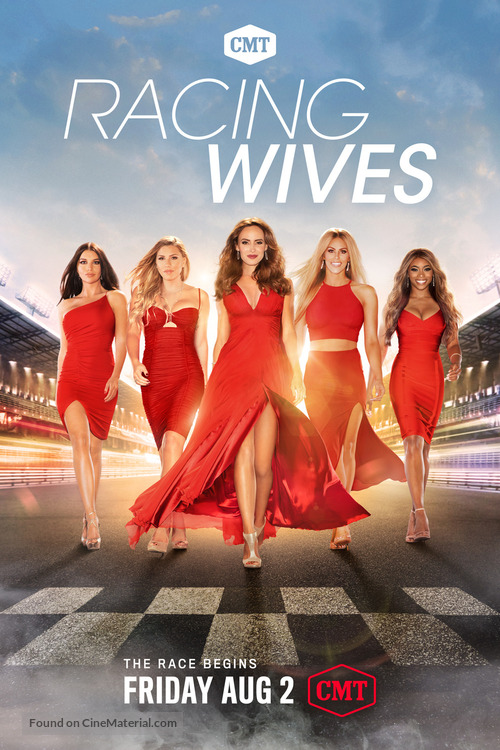 """Racing Wives"" - Movie Poster"