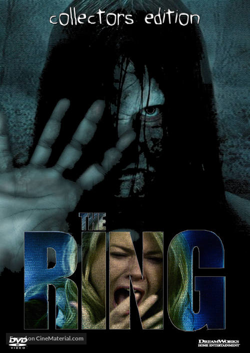 The Ring 2002 Dvd Movie Cover