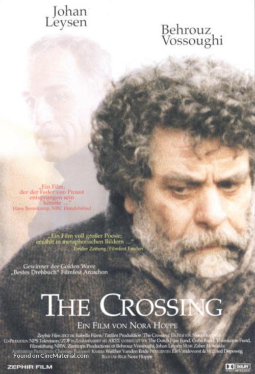 The Crossing - German Movie Poster