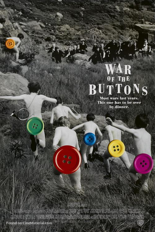 La guerre des boutons - Movie Poster