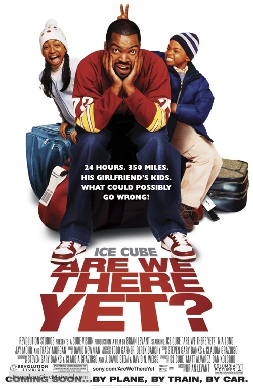 Are We There Yet? - Movie Poster