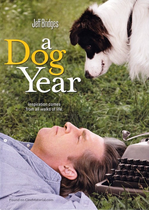 A Dog Year - DVD movie cover