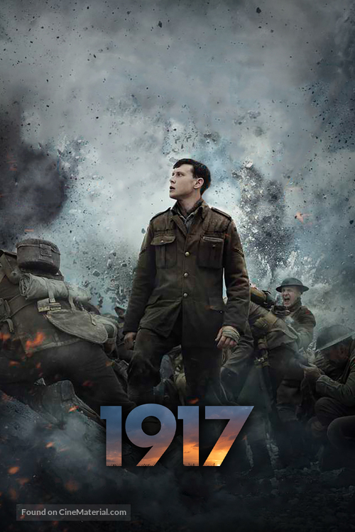 1917 - Movie Cover