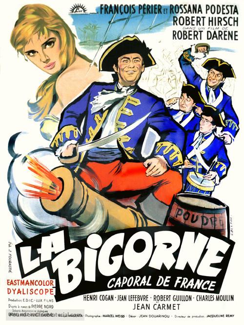 La bigorne - French Movie Poster
