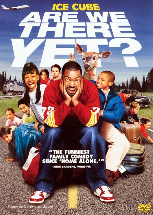 Are We There Yet? - DVD movie cover