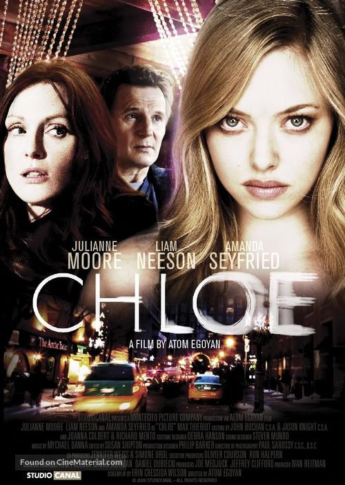 Risultati immagini per CHLOE ( 2009 ) POSTER