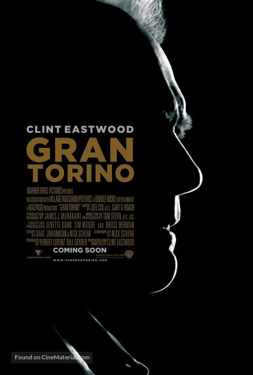Gran Torino - Movie Poster