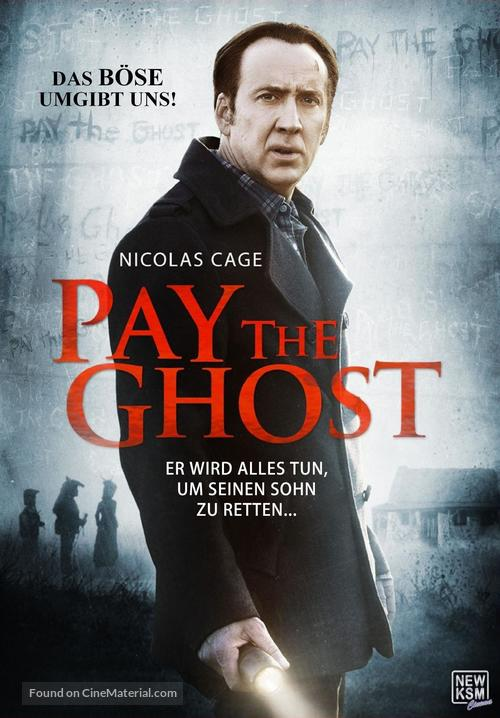 Pay the Ghost - Swiss Movie Cover