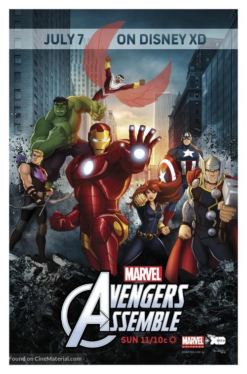 """Avengers Assemble"" - Movie Poster"