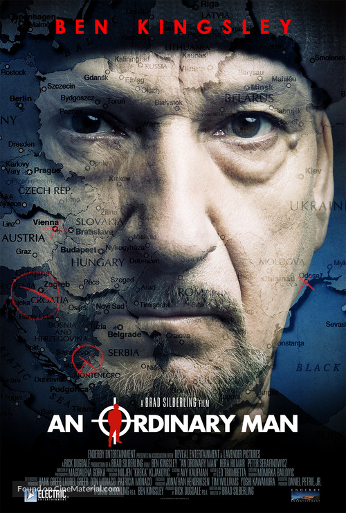An Ordinary Man - Movie Poster