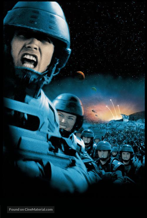 Starship Troopers - Key art
