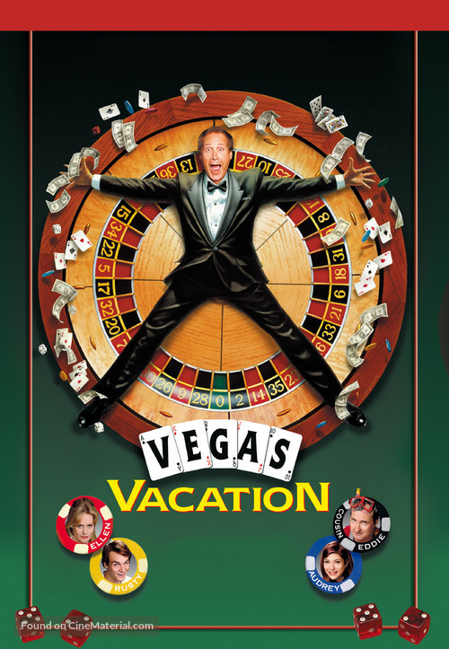 Vegas Vacation Movie: Vegas Vacation (1997) Movie Poster