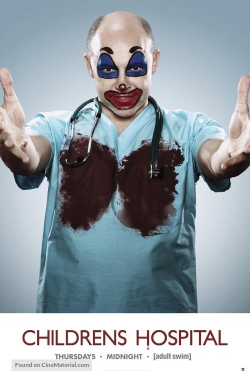 """Childrens Hospital"" - Movie Poster"