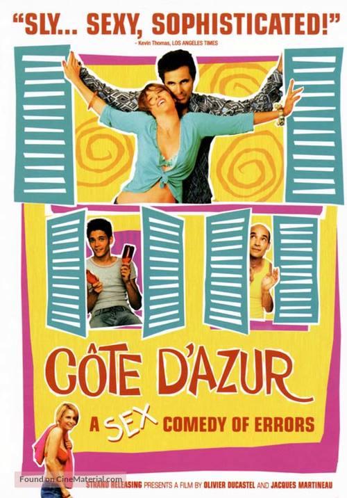 Crustacés et coquillages - Movie Cover