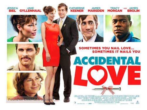 Accidental Love - British Movie Poster