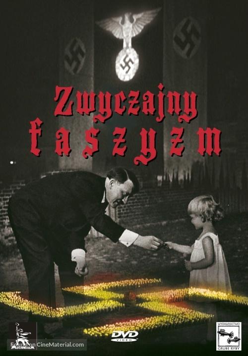 Obyknovennyy fashizm - Polish Movie Cover