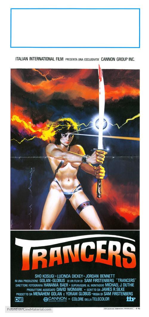 Ninja III: The Domination - Italian Movie Poster