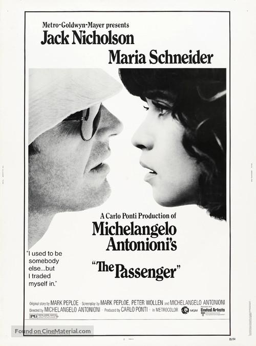 Professione: reporter - Movie Poster