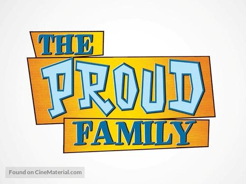 """The Proud Family"" - Logo"