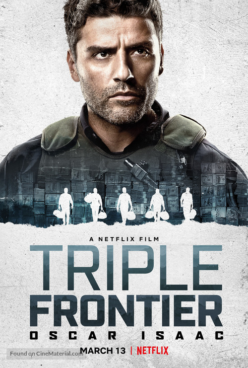 Triple Frontier - Movie Poster