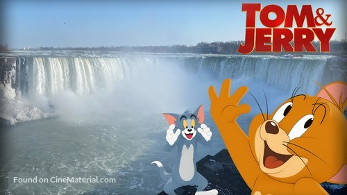 Tom and Jerry - Movie Cover