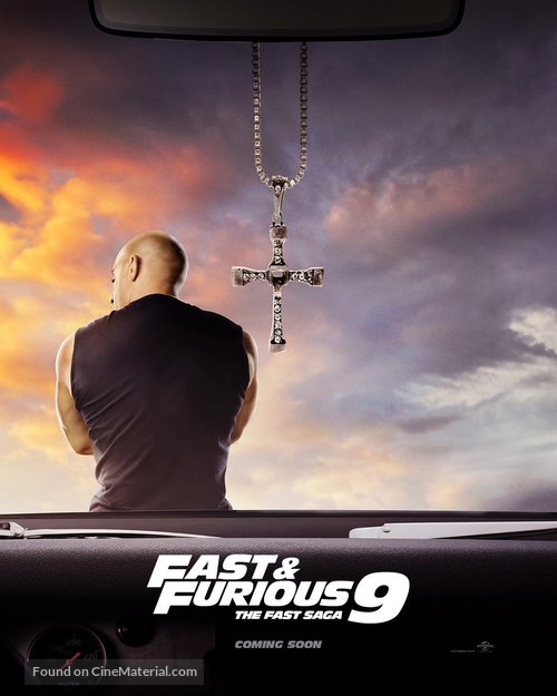 F9 - International Movie Poster