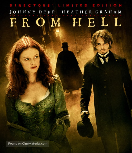 From Hell - Movie Cover