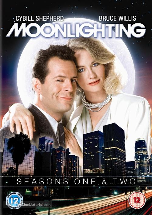 """Moonlighting"" - British DVD movie cover"