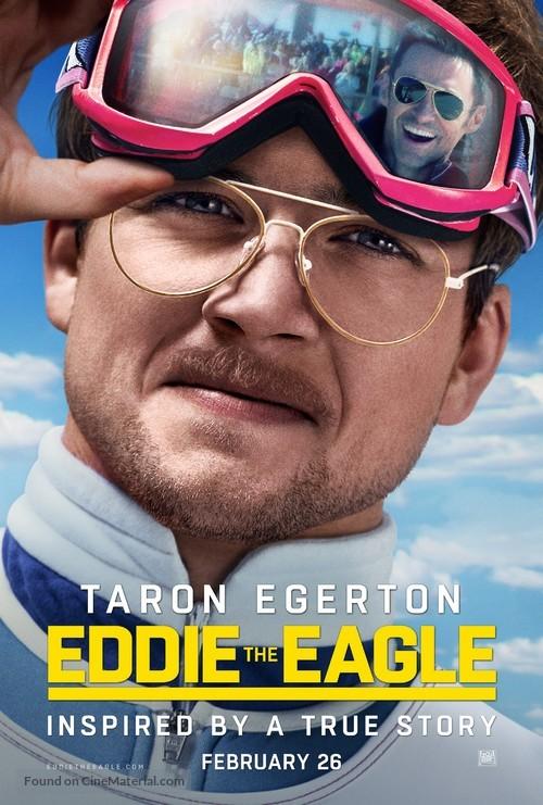 Eddie the Eagle - Movie Poster