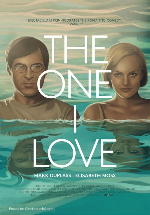 The One I Love - Movie Poster