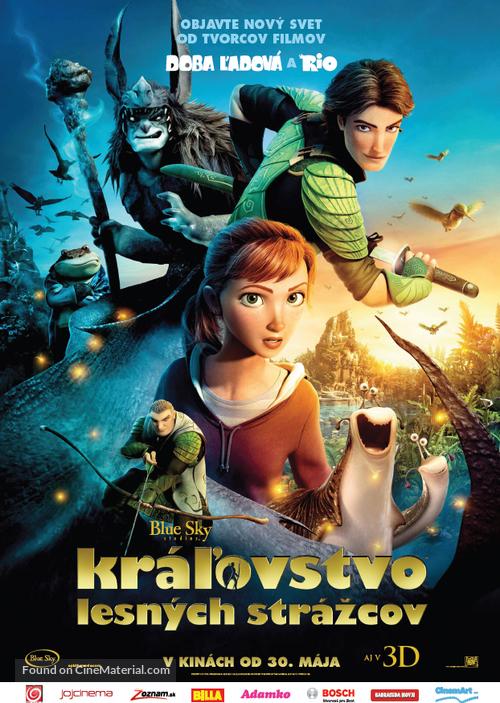 Epic - Slovak Movie Poster