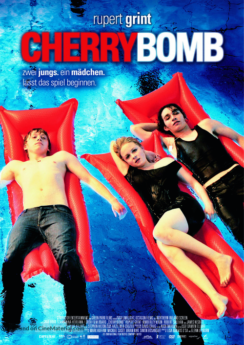 Cherrybomb - German Movie Poster